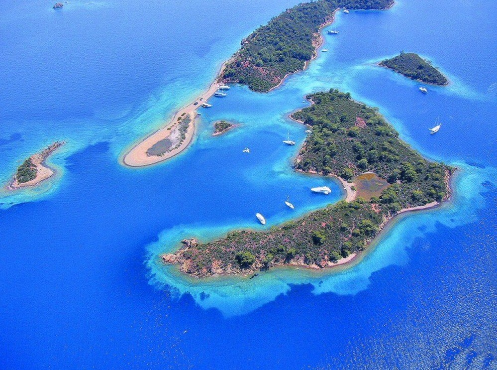 12 adalar göcek