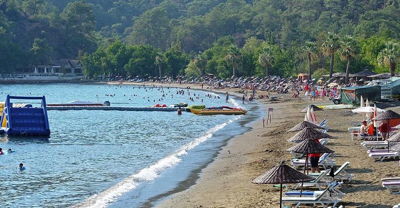Göcek Günlüklü Plajı