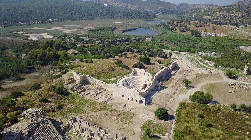 Patara Plajı ve Antik Şehri Hakkında Bilgiler