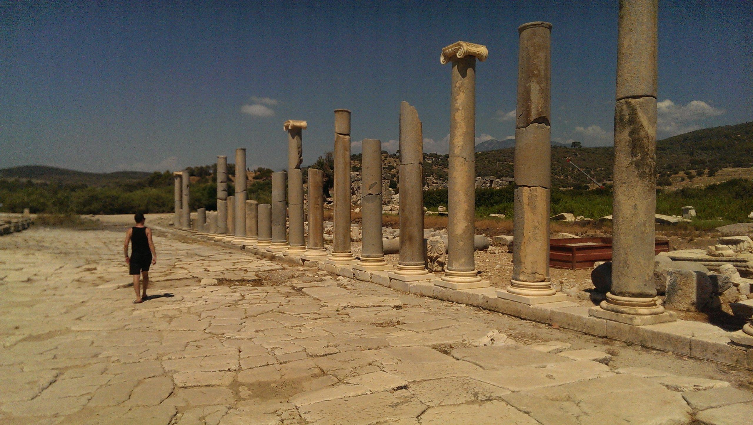 Patara Plajı ve Antik Şehri
