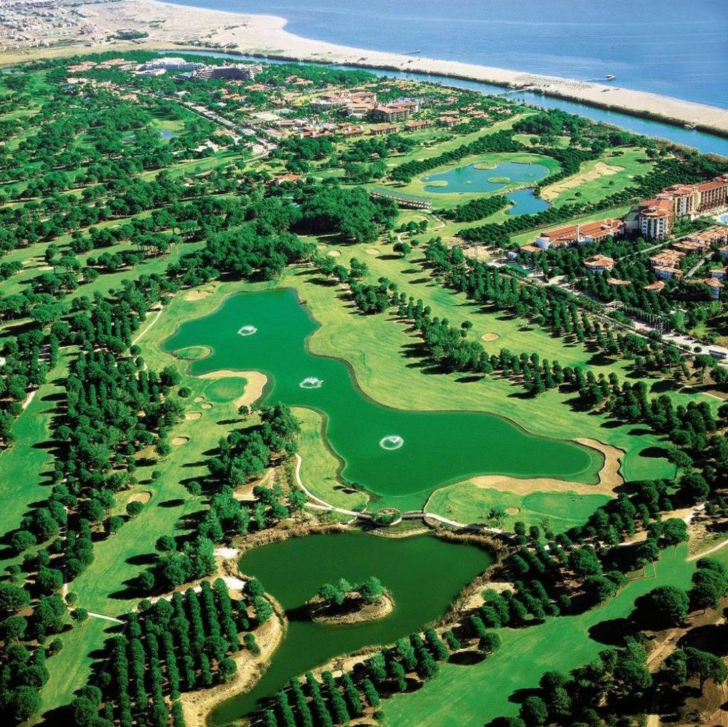 belek golf turizmi