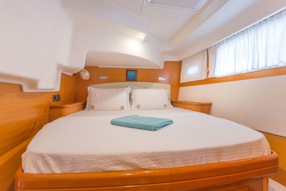 bareboat kabin