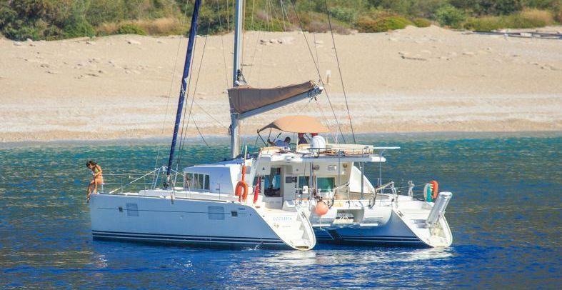fcc 21 bareboat yakın