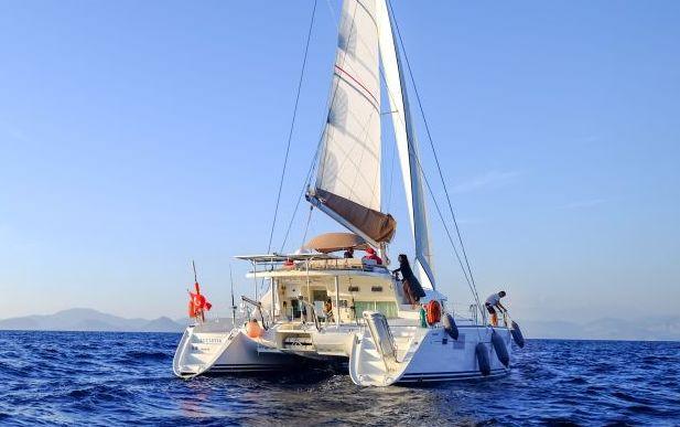bareboat foto