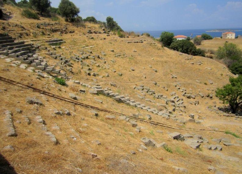 Erythrai Antik Kenti