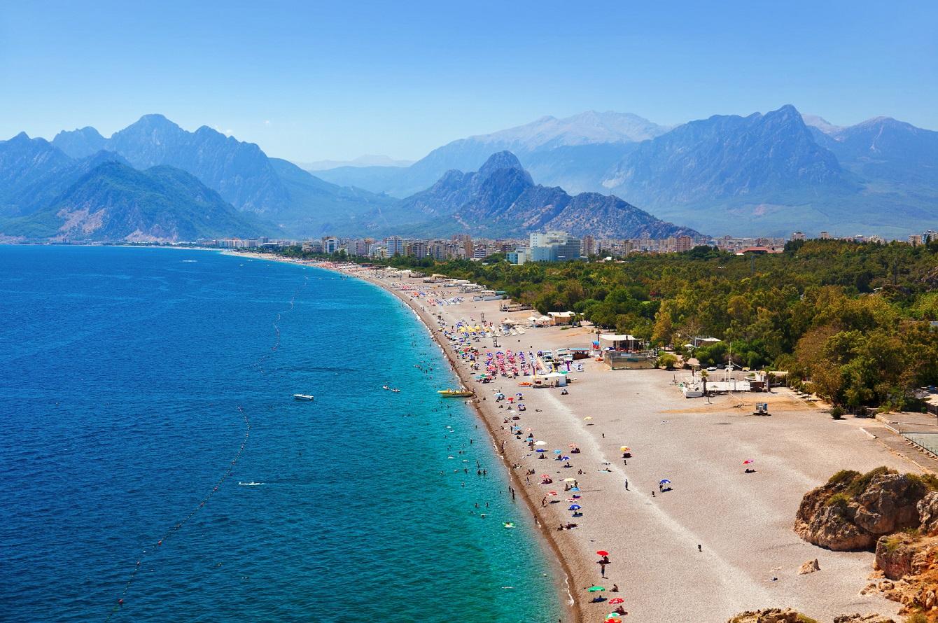 Neden Antalya